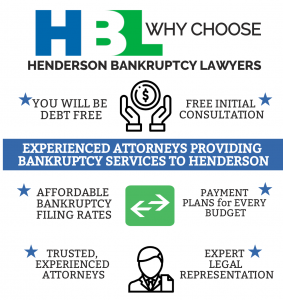 Why Choose Henderson Bankruptcy Lawyers