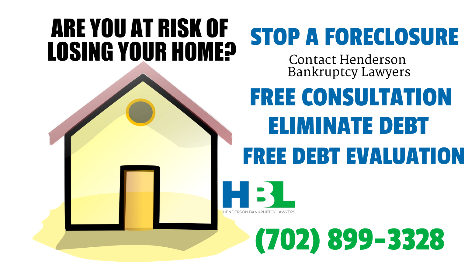 Henderson Foreclosure Lawyer, Foreclosures in Las Vegas, Nevada, Nevada Bankruptcy Lawyers.