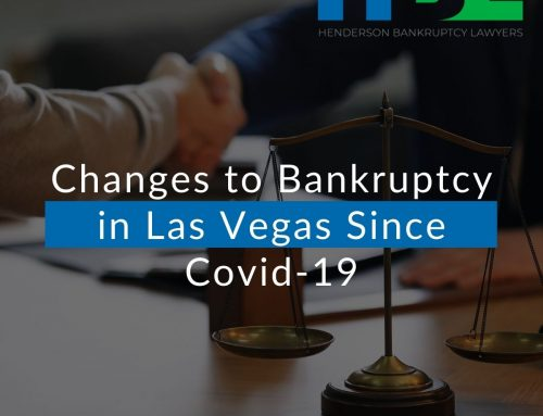 Changes to Bankruptcy in Las Vegas Since Covid-19