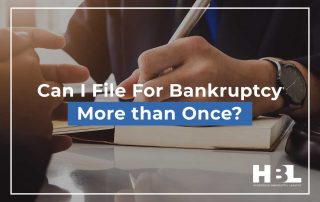 Can I File For Bankruptcy More Than Once?