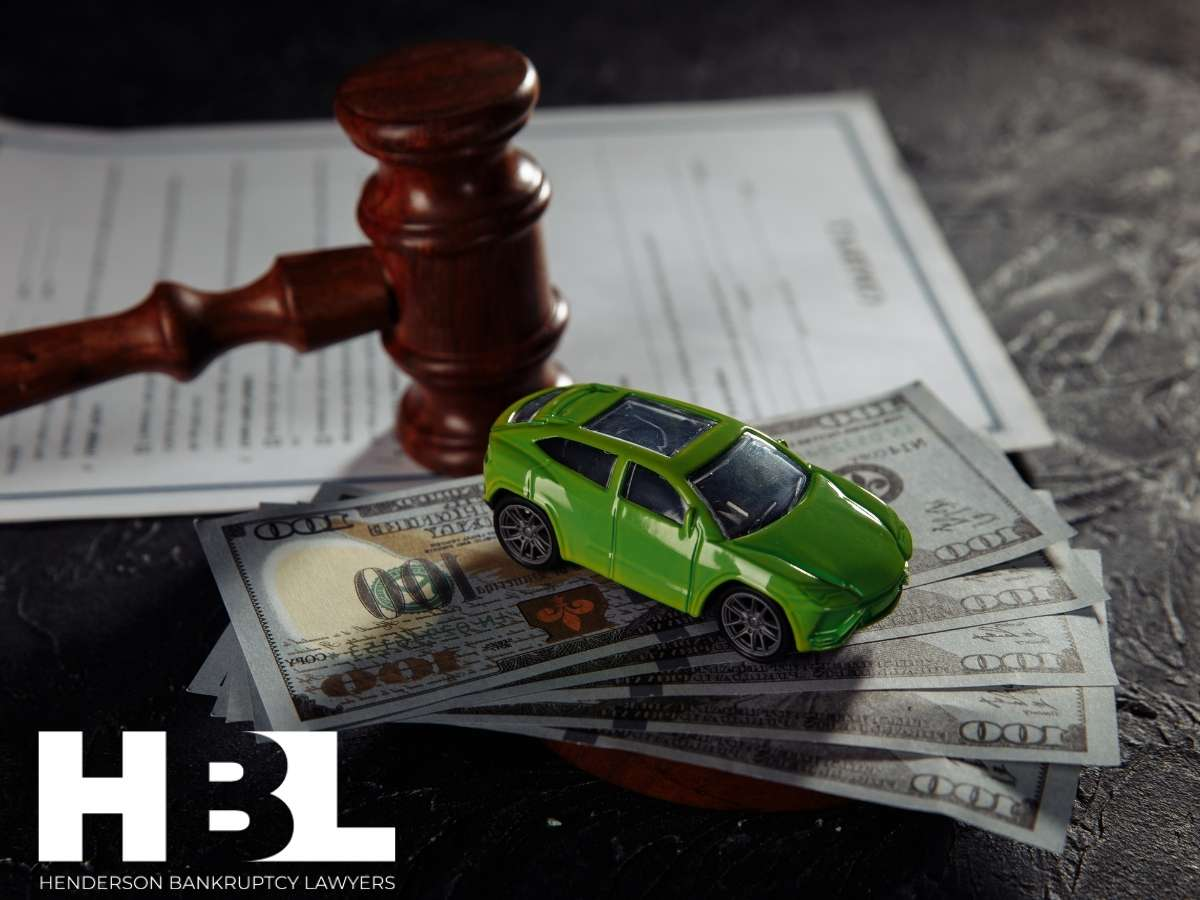 Henderson Bankruptcy Attorneys Discuss How To Get Out Of a Car Loan